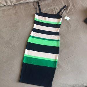 Akira Bandage Midi Dress